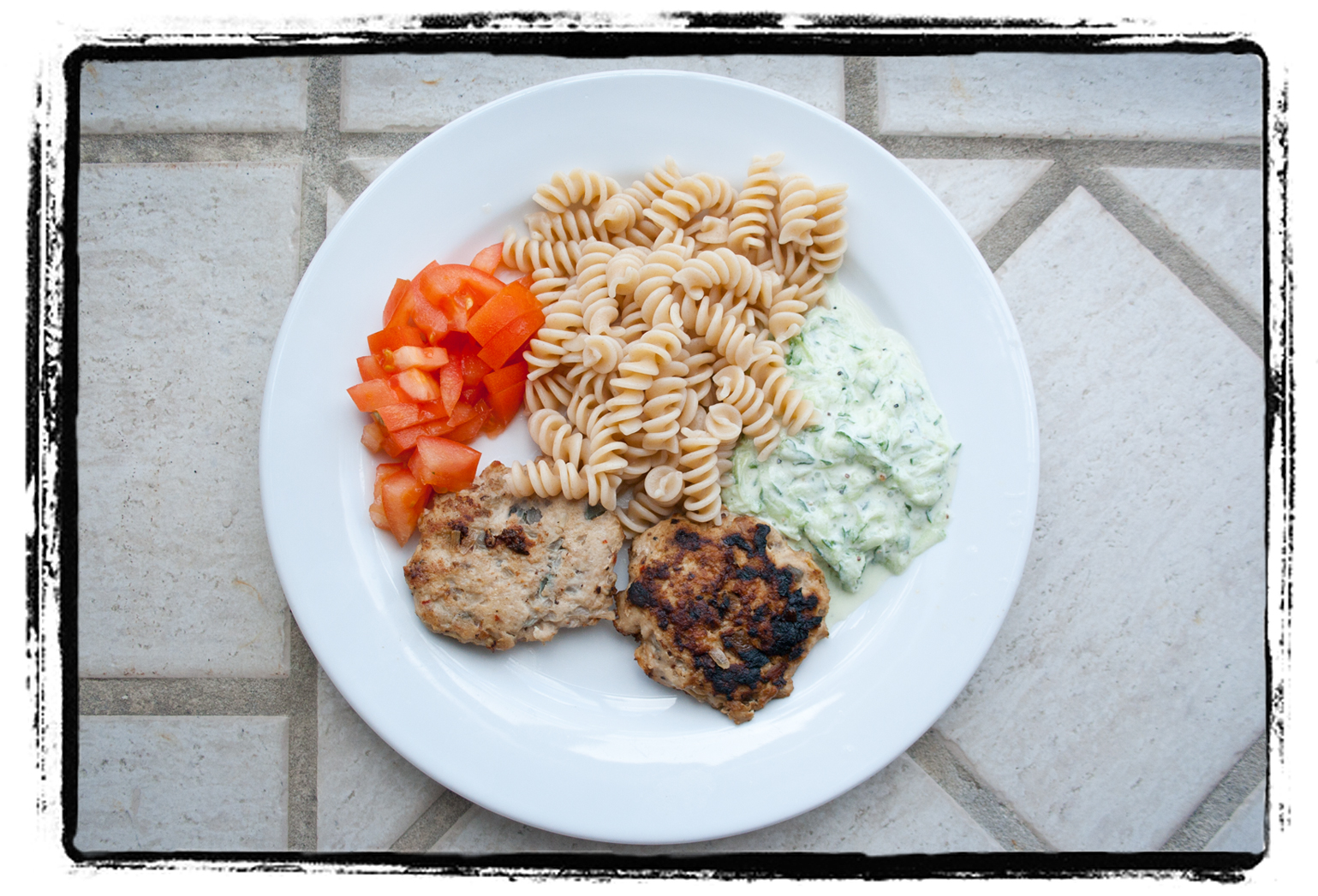 how to make burger patties with mince chicken
